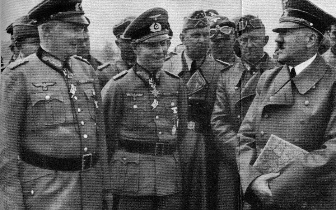 Le 17 juin 1940, dans la Manche…