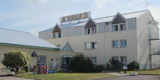Kyriad hotel in Carentan