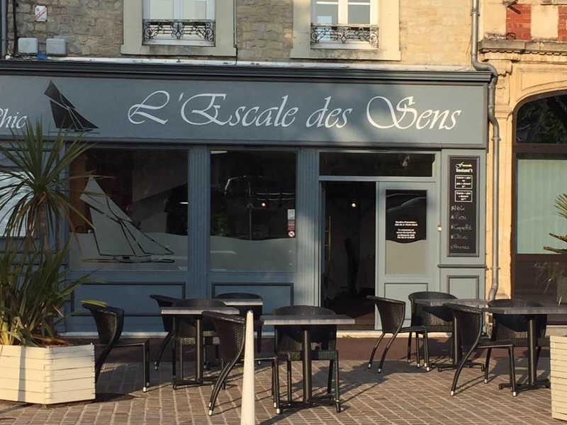 L'escale des sens, restaurant haut de gamme à Carentan
