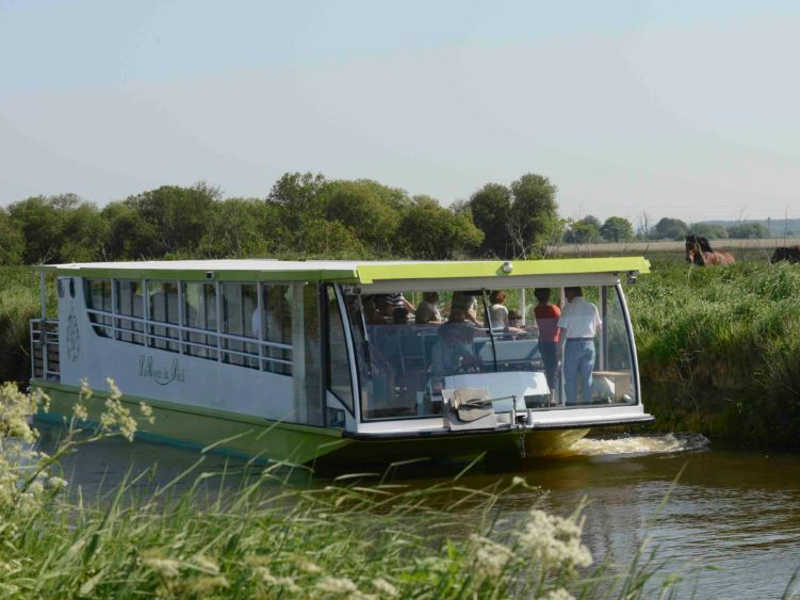 Sail on the Taute river in the terroir pack