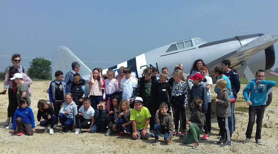 school visits to the normandy victory museum