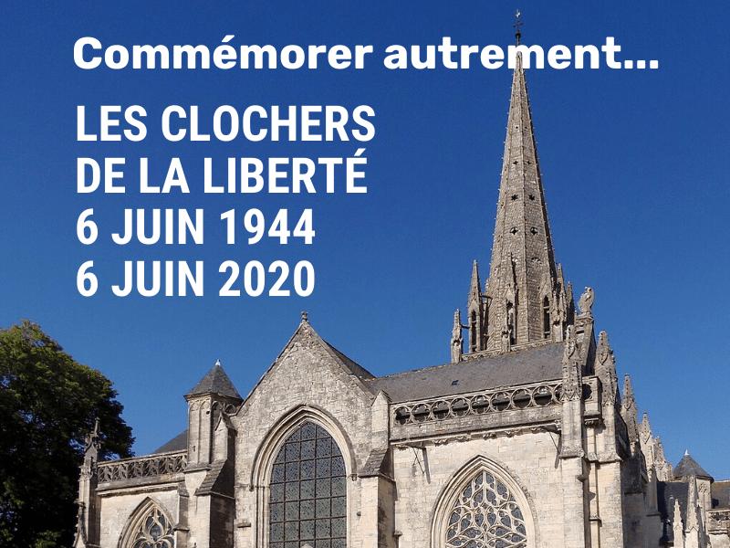 Les clochers de la liberté carentant 6 juin 2020