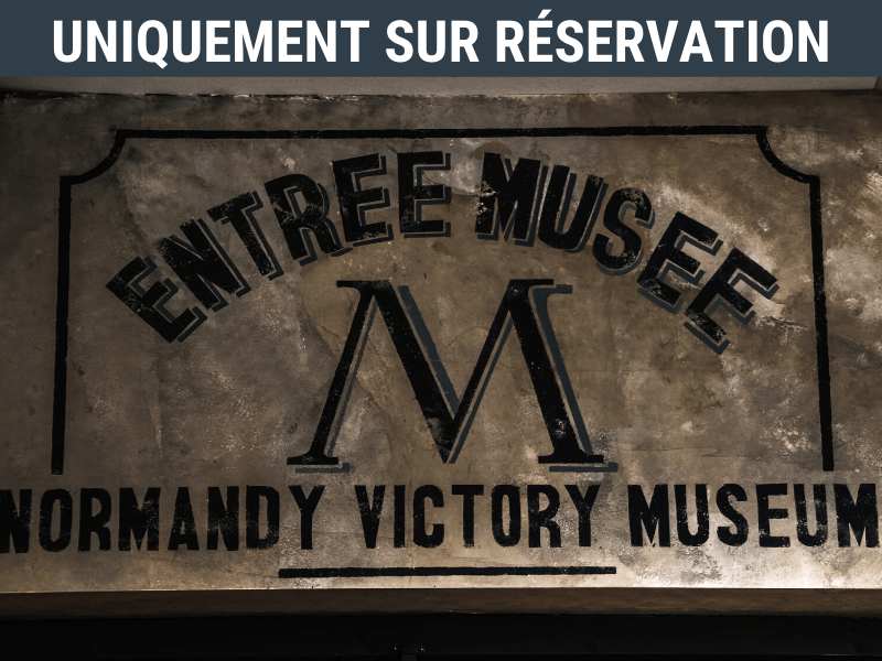 Entrée normandy victory museum sur réservation