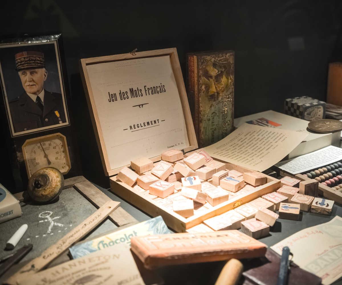 Les collections privées du musée