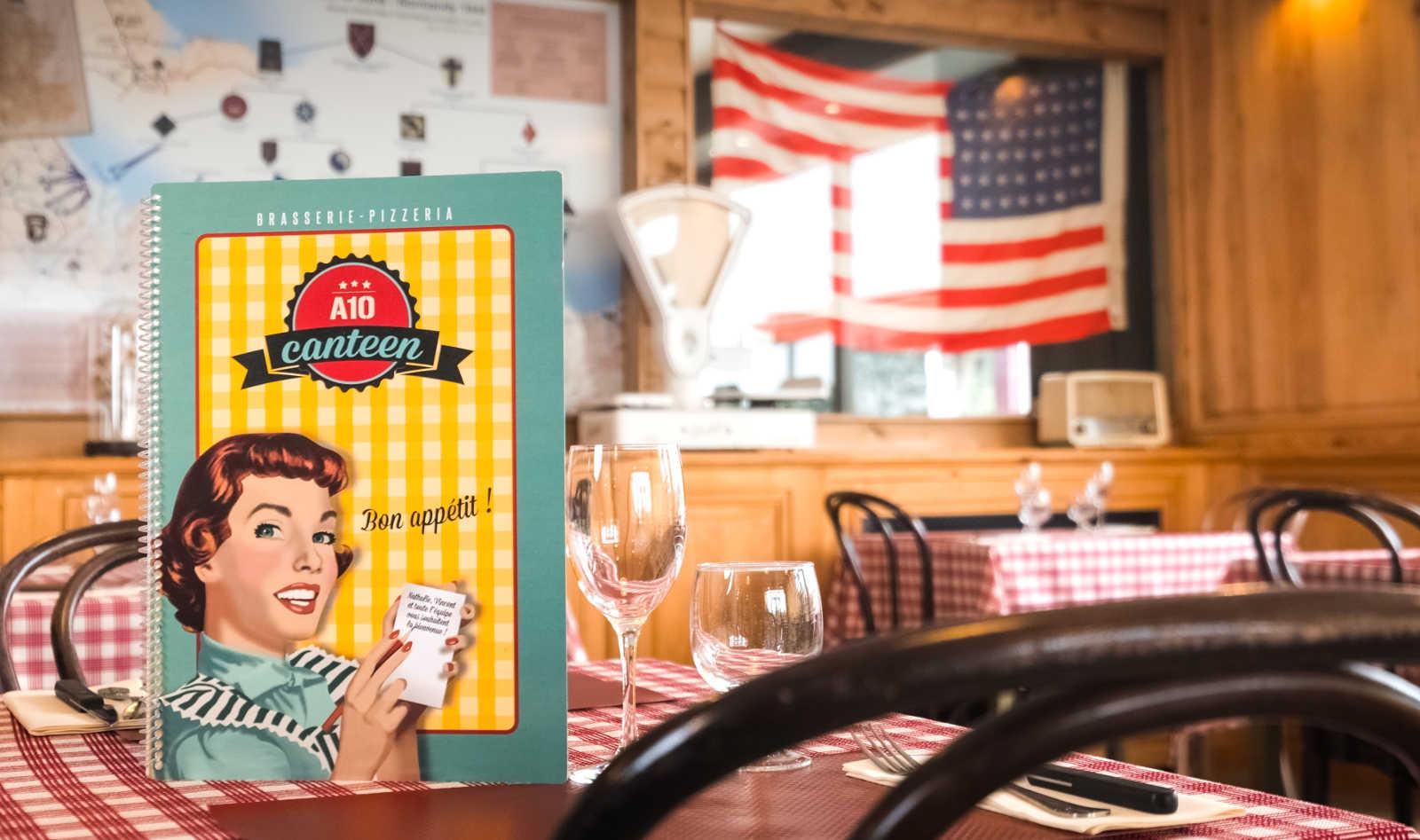 a10 canteen restaurant brasserie à catz