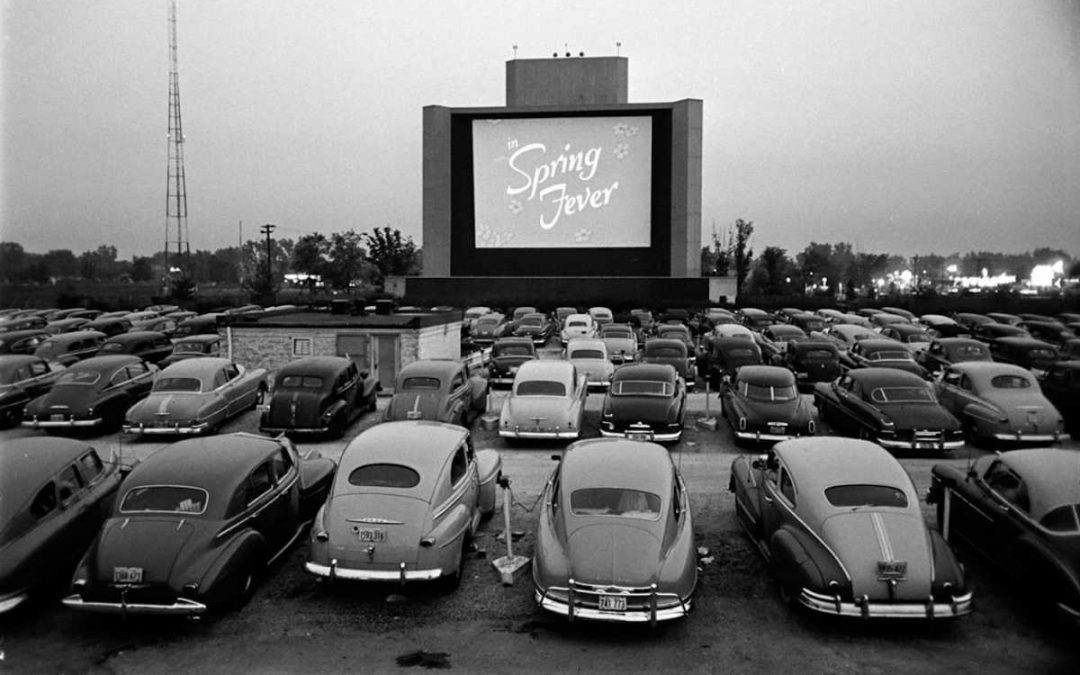 Drive In to the museum. An outdoor movie to celebrate freedom together, June 6, 2020 [Canceled]