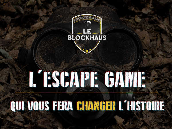 Escape Game The Blockhaus in Carentan