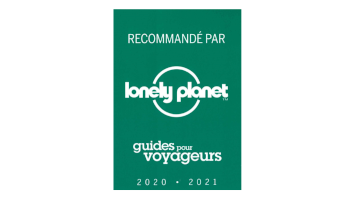 Recommended by Lonely Planet