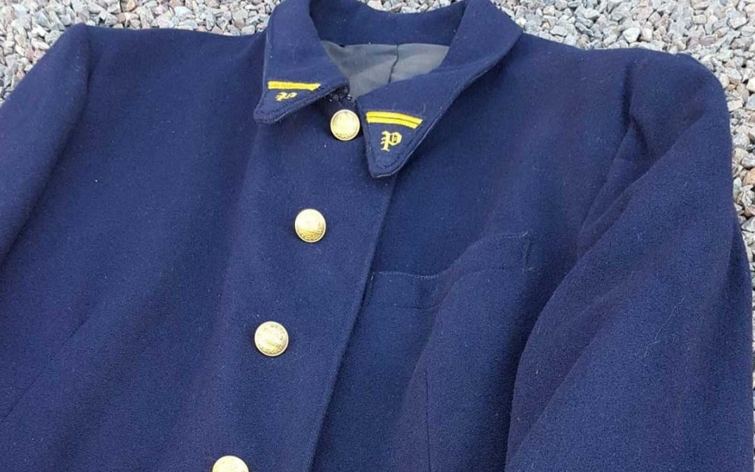 Resistant jacket from a norman in Coutances