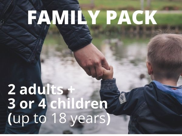 Family package 30 €