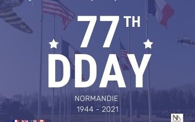 77ème DDAY – Commémorations du Débarquement au Normandy Victory Museum