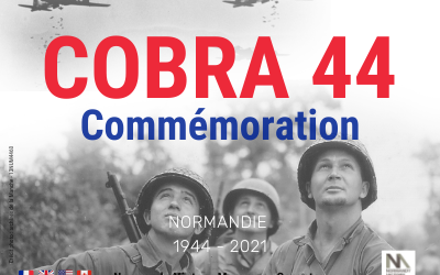 COBRA 44 – Operation Cobra Commemorations Program