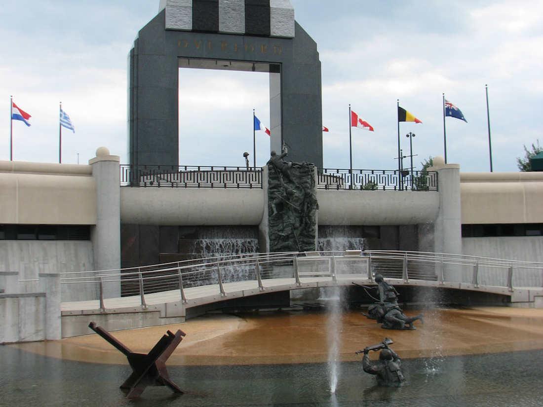 DDAY Memorial Bedford Virginia USA