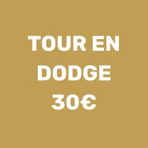 Tour en Dodge des années 40