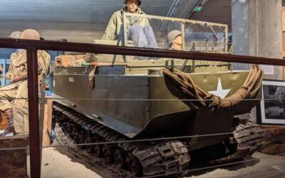 Le Weasel M29, un véhicule tout terrain de la Seconde Guerre mondiale